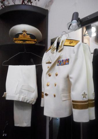 Пошив детской военной формы